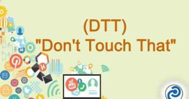 DTT Meaning in Snapchat