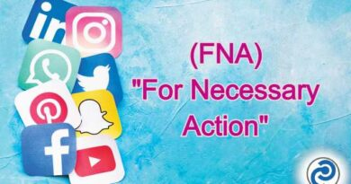 FNA Meaning in Snapchat