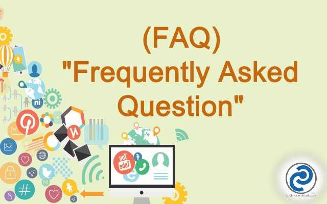 FAQ Meaning in Snapchat