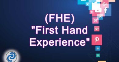 FHE Meaning in Snapchat