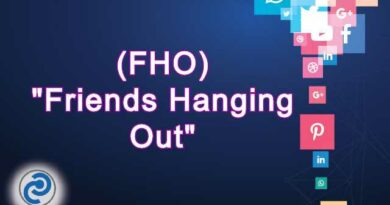 FHO Meaning in Snapchat