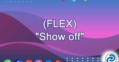 FLEX Meaning in Snapchat