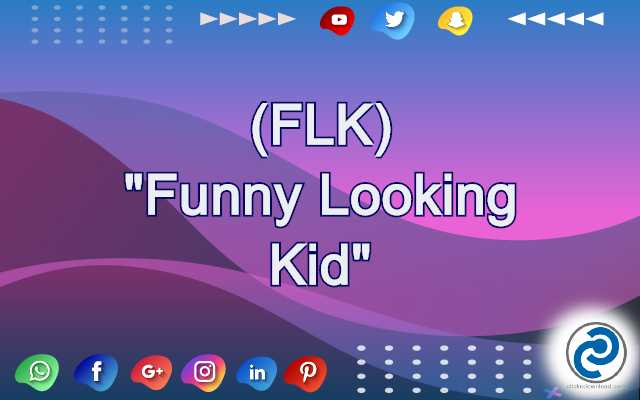 FLK Meaning in Snapchat