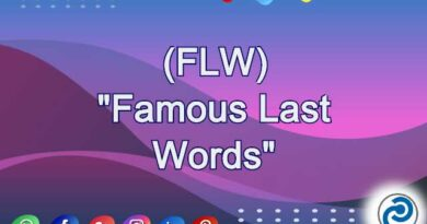 FLW Meaning in Snapchat