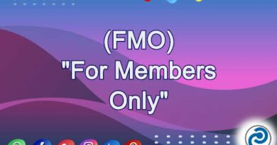 FMO Meaning in Snapchat
