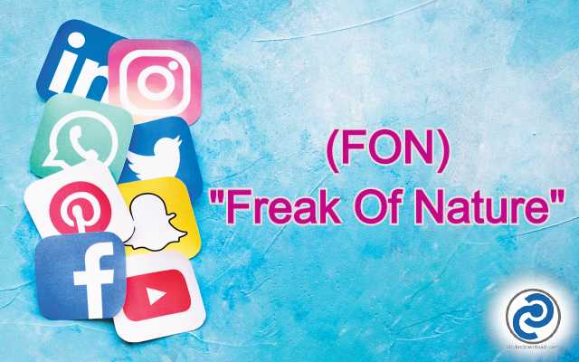 FON Meaning in Snapchat