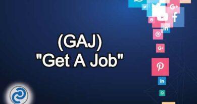 GAJ Meaning in Snapchat