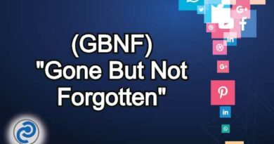 GBNF Meaning in Snapchat