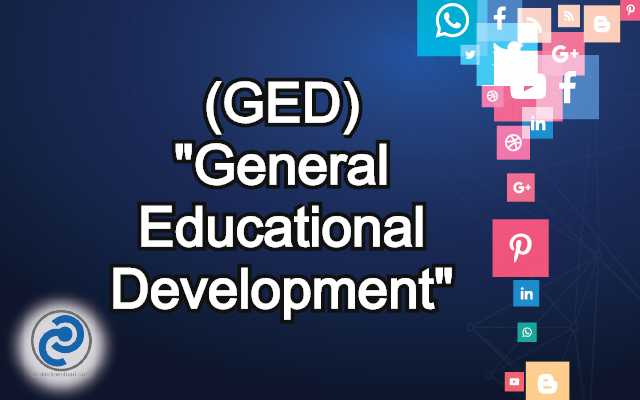 GED Meaning in Snapchat