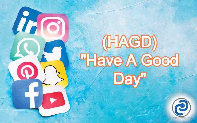 HAGD Meaning in Snapchat