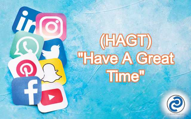 HAGT Meaning in Snapchat