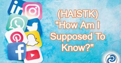 HAISTK Meaning in Snapchat