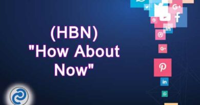 HBN Meaning in Snapchat