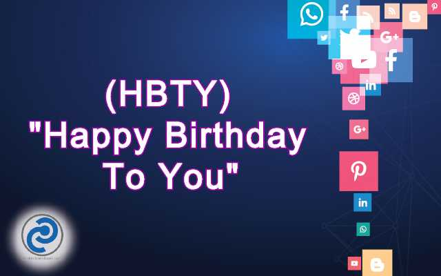 HBTY Meaning in Snapchat