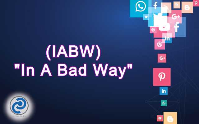 IABW Meaning in Snapchat