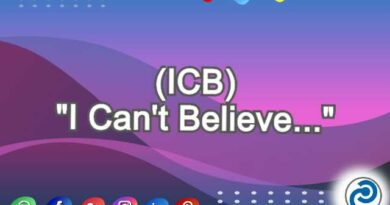 ICB Meaning in Snapchat