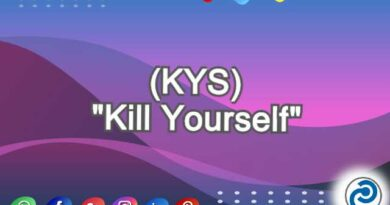 KYS Meaning in Snapchat