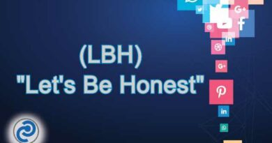 LBH Meaning in Snapchat