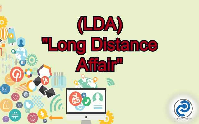 LDA Meaning in Snapchat