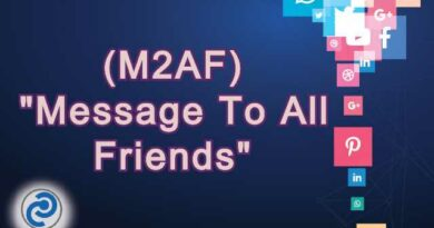 M2AF Meaning in Snapchat