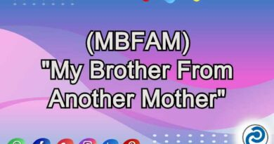 MBFAM Meaning in Snapchat