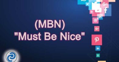 MBN Meaning in Snapchat