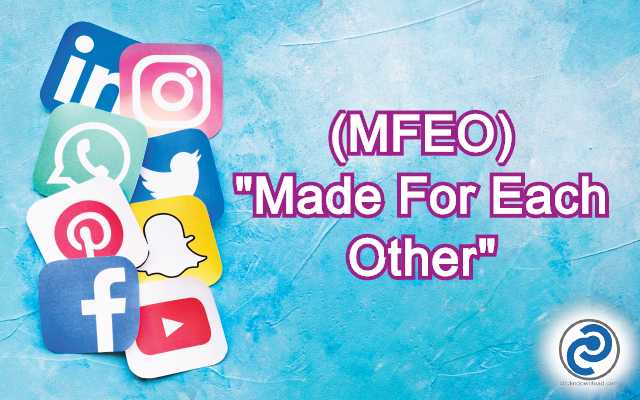 MFEO Meaning in Snapchat