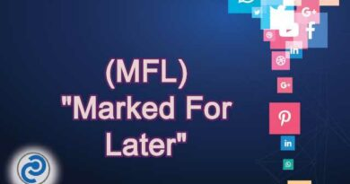 MFL Meaning in Snapchat