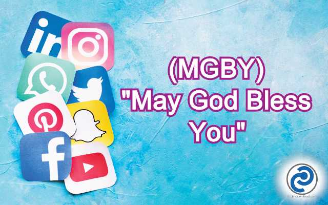 MGBY Meaning in Snapchat