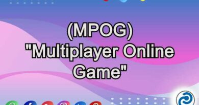MPOG Meaning in Snapchat