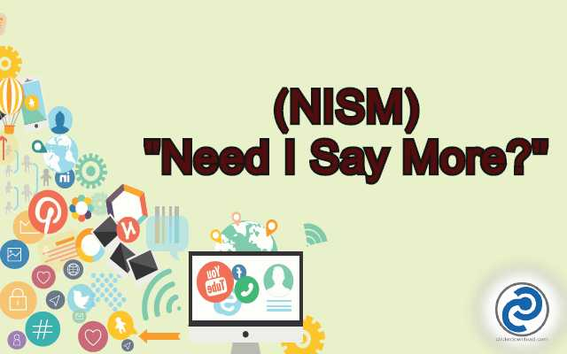 NISM Meaning in Snapchat