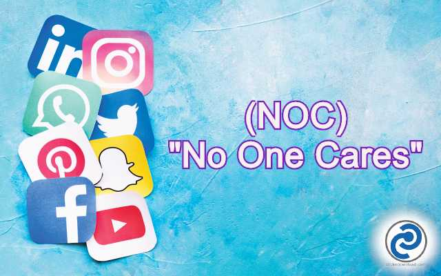 NOC Meaning in Snapchat