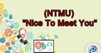 NTMU Meaning in Snapchat