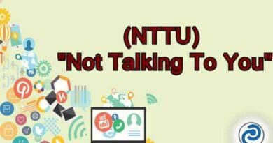 NTTU Meaning in Snapchat