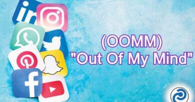 OOMM Meaning in Snapchat