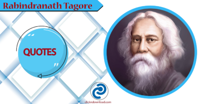 quotes of tagore