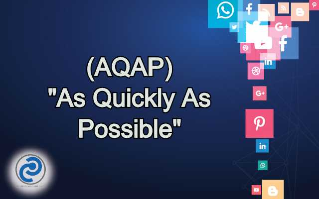 AQAP Meaning in Snapchat