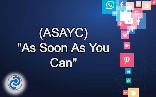 ASAYC Meaning in Snapchat