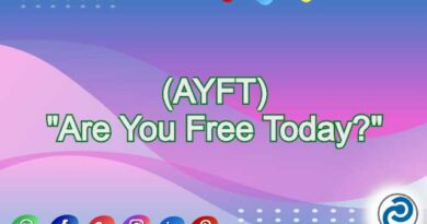 AYFT Meaning in Snapchat