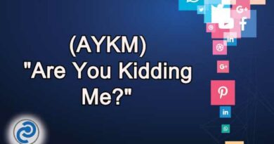 AYKM Meaning in Snapchat