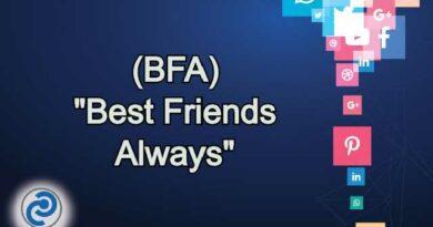 BFA Meaning in Snapchat