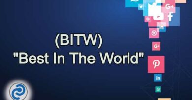 BITW Meaning in Snapchat
