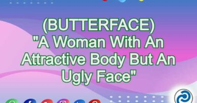 BUTTERFACE Meaning in Snapchat