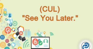 CUL Meaning in Snapchat