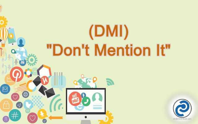 DMI Meaning in Snapchat