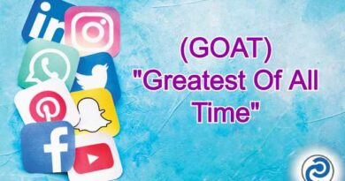 GOAT Meaning in Snapchat