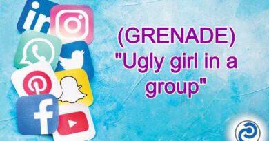 GRENADE Meaning in Snapchat