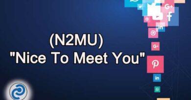 N2MU Meaning in Snapchat