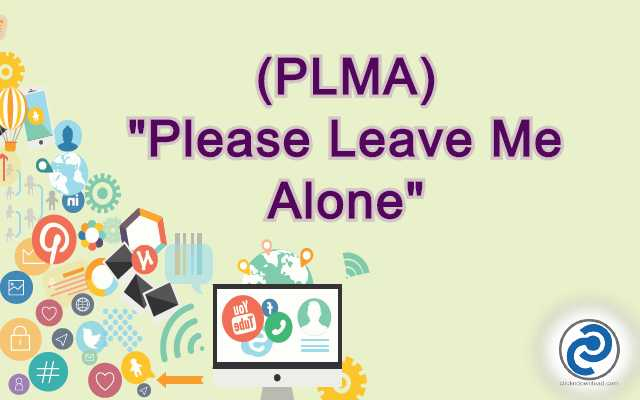 PLMA Meaning in Snapchat
