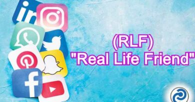 RLF Meaning in Snapchat